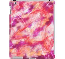 magenta nebula iPad Case/Skin