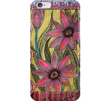 Floral composition iPhone Case/Skin