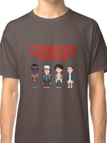 Stranger Things 8-Bit Classic T-Shirt