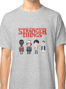 Stranger Things 8-Bit Classic T-Shirt