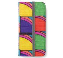 RainBow Squares  iPhone Wallet/Case/Skin