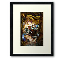 Atelier by Floria Rey Framed Print