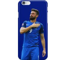 Olivier Giroud - France  iPhone Case/Skin