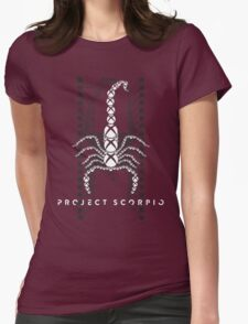 Xbox Project Scorpio Womens Fitted T-Shirt