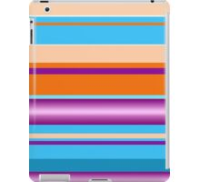 Bold Stripes  iPad Case/Skin