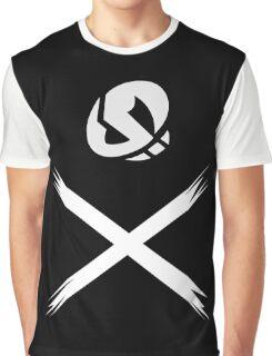 Team Skull (Alola Region) Design Graphic T-Shirt