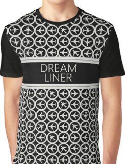 Dream Liner Spot Graphic T-Shirt