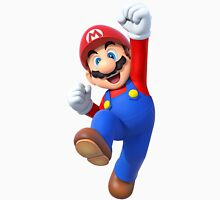 Mario from the Nintendo video game series Unisex T-Shirt