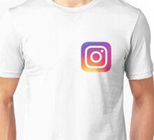 Instagram Logo Unisex T-Shirt
