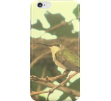 Sitting in a Tree iPhone Case/Skin