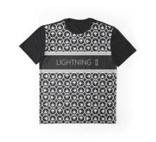 Lightning 2 Spots Graphic T-Shirt