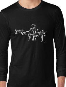 Duck Fiction Long Sleeve T-Shirt