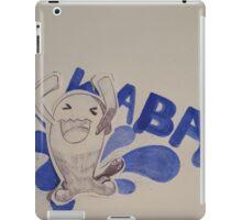 Wabafet  iPad Case/Skin