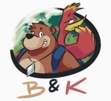 Bear & Bird by Pakomaru