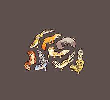 chub gecko babies Unisex T-Shirt