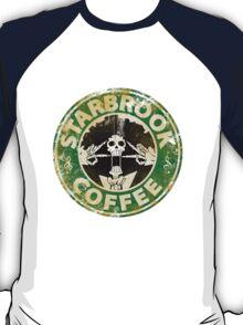 Starbrook Coffee Grunge T-Shirt
