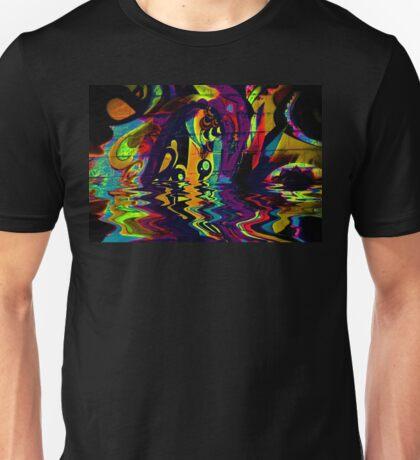 Urban Art Meltdown Unisex T-Shirt