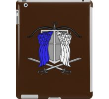 Attack on Walkers iPad Case/Skin