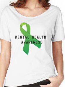 Mental Health Awareness Women's Relaxed Fit T-Shirt