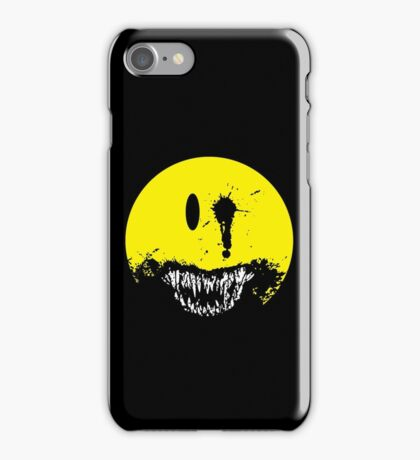 first we eat the rich iPhone Case/Skin