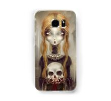 Black Widow by Élian Black'Mor Samsung Galaxy Case/Skin