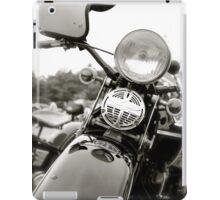 Classic Harley iPad Case/Skin