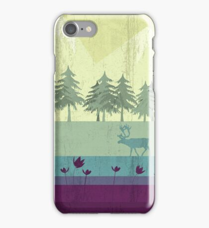 Wildlife iPhone Case/Skin