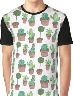 Plant Friends Graphic T-Shirt