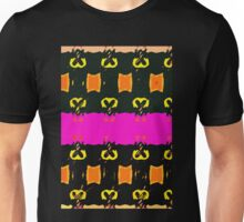 Ties with hot pink Unisex T-Shirt