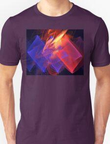 Venusian Ribbons Unisex T-Shirt