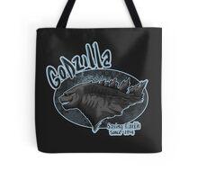 Godzilla - saving Earth since 1945 Tote Bag