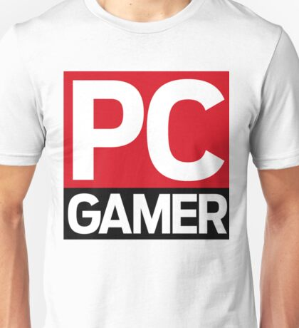 PC Gamer Unisex T-Shirt