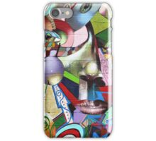 Urban Abstact iPhone Case/Skin