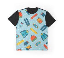 Snowboard Elements Graphic T-Shirt