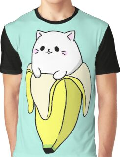 """Bana NYA!"" - Bananya Graphic T-Shirt"
