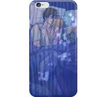 Sleeping In iPhone Case/Skin