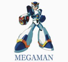 Megaman X Kids Tee