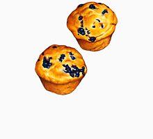 Blueberry Muffin Pattern Unisex T-Shirt