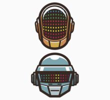 Daft Vectors! Kids Clothes