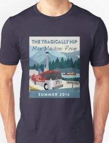 The Tragically Hip Poster Unisex T-Shirt