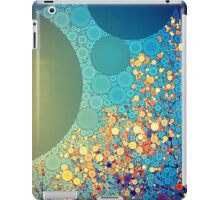 Leaves and Sky Abstract iPad Case/Skin