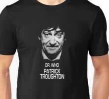 Dr. Who Patrick Troughton Unisex T-Shirt