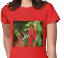 Grace And Beauty Womens Fitted T-Shirt