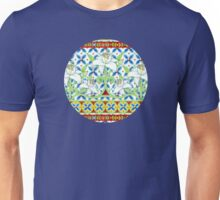 Extravagant Elizabethan Folkloric Lily Unisex T-Shirt
