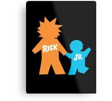 Rick Jr Metal Print