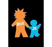 Rick Jr Photographic Print