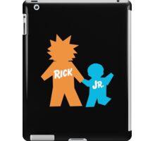 Rick Jr iPad Case/Skin