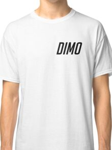 DIMO CAPITALS B Pocket Classic T-Shirt