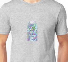 Ball Mason Jar in Lilly Pulitzer Print Unisex T-Shirt