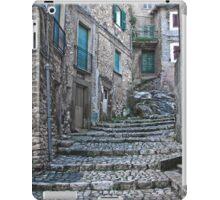 Artena Steps & Walkways Italy iPad Case/Skin
